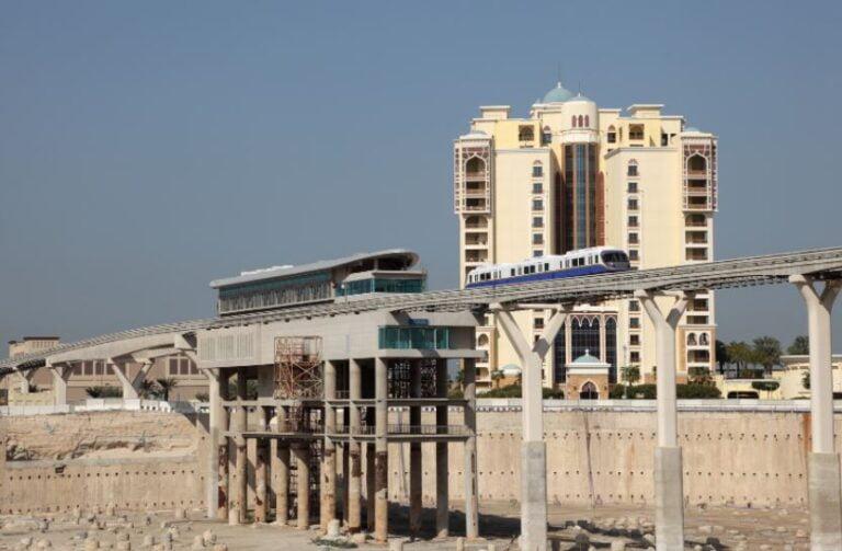 Palm-Monorail